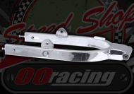 Swing arm. +10. Suitable for use with DAX style bikes. Polished Stainless steel
