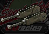 Chain. Component. Adjusters. ACE 50 & 125. 12mm or 15mm axle
