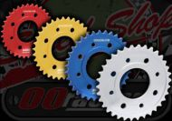 Sprocket. Rear. 428 pitch. 34T. Talon. ACE 125