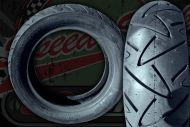 Tyre. Conti twist 100/80/10 OR 110/80/10