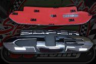 Badge side panel SUPER CUB x 2