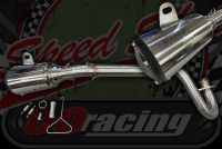 Exhaust. System S trap style Kepspeed suitable for DAX