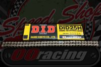 Starter. Chain 66 pin 33 plates for Z190 25H DID JAPAN custom made