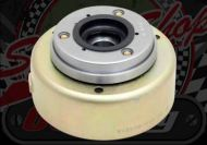 Flywheel with ignition corrector for the Z190 engines with small 16/19mm taper