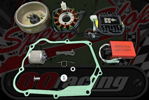 Z190 engine upgrade kit used in our engines