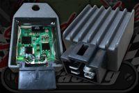 Reg Rec. 12v. 4 pin. A/C lighting. D/C charging upgrade MORE STABLE A/C