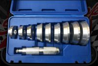 Drift set Bearing & Seals CNC aluminium 10 piece 40 50 59 63 65 72 76mm