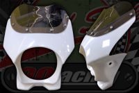 "Fairing front universal  5"" headlamp fitment"