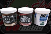 Greases for different jobs Rock oil
