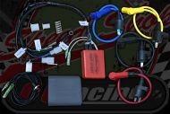Rojo EFI conversion to normal CDI, ignition only kit upgrade for tuning 50cc & 125cc skyteam Monkey & DAX ST