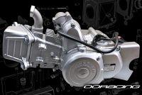 50cc Zonsheng 4 Vlave OHC 3 speed semi auto E Start