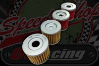 Oil filter. Fits Zongshen Z125 Z155. Paper filter option for 10/40 & 20/50