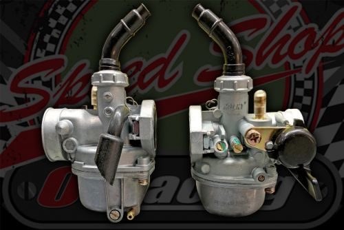 18mm. Oval bore Molkt Carb PB style 50cc to 75cc