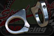 Fender. Universal brackets 37mm or 48mm CNC alloy