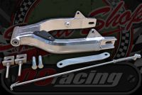 Swing arm. +4 Suitable for use on DAX. Alloy.