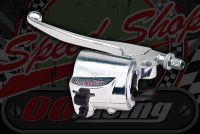 Switch gear universal Alloy L/H with clutch integral clutch lever