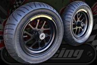 """Wheel kit MAG 10"""" 130R 120F Metzeler ME17 tyres"""