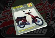 Manual. Haynes. Honda. C50 to C90