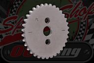Cam Sprocket Z155 new type 34T 2 bolt to suite 17T crank