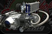 Cooler kit. Oil. Manifold fitment. MICRO type