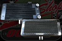 Oil cooler universal over sized fast flow 260mm X 115mm x 25mm 6 ROW