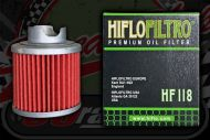 Filter.HF Oil. YX or Lifan. Inline or integral clutch covers