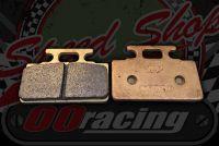Pads Brake racing sinterd compound HH compound