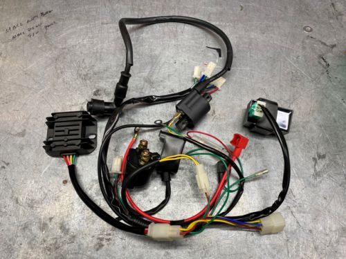 Loom kit that comes in the Z190 engine kit