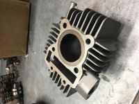 Cylinder, one off YX160/KSR re linered to 52.5mm 125cc on 57mm stroke