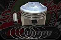 Piston. 52mm 6V high comp to suit big valve performance heads