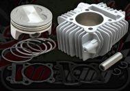 Cylinder kit 4 Valve 63mm ceramic for YX engines