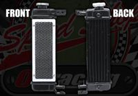 Cooling. Water. Radiator. Water cooled engine. Clearance product