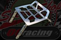 Rack front CNC alloy adjustable Suitable for Monkey or Dax