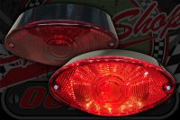Rear. Light Stop/tail CAT eye LED E8