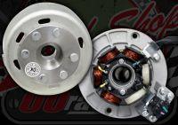 Gen. Kit. Super spin. D/C. 45W. 540g flywheel.  Lighting coils