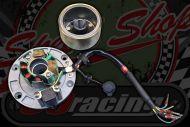 Gen kit. Stator, coils and flywheel set. Z125 Z155