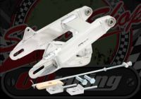 Swing arm. +4. 302R. Braced. Suitable for use with Monkey style bikes. 8