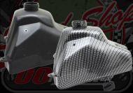 Fuel tank CRF50/pit bike Carbon look or Black