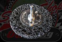 Tool. Rotary Polycarbide Abrasive Disc