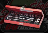 Socket Wrench Set 3/8