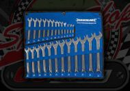 Combination SMOOTH Spanner Set 25pce