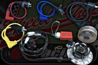 "VMR119 ""4 coil"" Full Ignition system for big crank tapers Z190 or 212cc non E start engines"