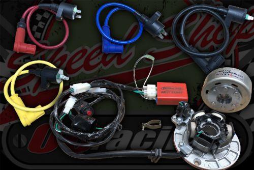 Gen kit. Full ignition system. Race VMR118