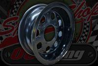"Wheel, rim 8"" pepper pot black 3.00 or 3.50"