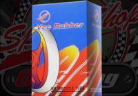 Tube inner Rear 3.00/3.50 x 18 SV Vee Rubber