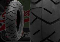 Tyre. Heidenau. 110/80/8