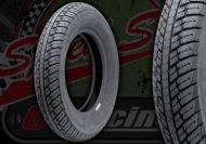 Tyre. Michelin. 3.50 x 10 inch. City Grip. Winter use.