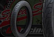 Tyre. Continental. 2.75 x 18. Conti Go.
