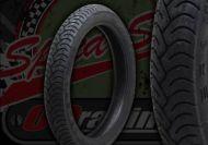 Tyre. Metzeler. 2.50