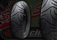 Tyre. 90/65/8. Super low profile